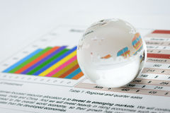 Global economy Stock Images