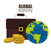 Global economy Royalty Free Stock Images