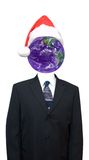 Global Economy, World Business, Going Green, Xmas Royalty Free Stock Photo