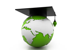 Global education Royalty Free Stock Photography