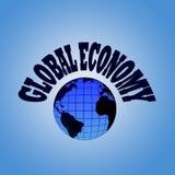 global ekonomi Arkivbilder