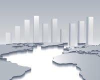 global ekonomi Royaltyfria Bilder