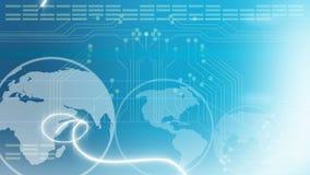 Global Electronics Stock Photography