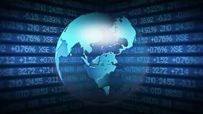 Global Finance Stock Market Stock Images