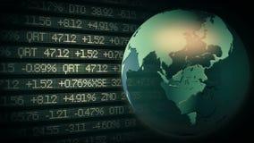 Global Finance Stock Market Stock Photo
