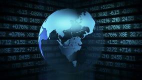 Global Finance Stock Market Royalty Free Stock Photography