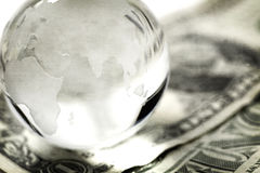 Global finances concept Stock Photo