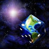 Global Gamble Stock Photo