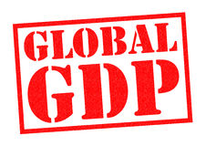 GLOBAL GDP Royalty Free Stock Photo