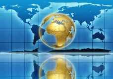 Global generation stock images