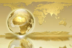 Global generation - business edition stock photography