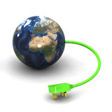 Global Green Energy Royalty Free Stock Image