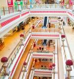 Global Harbour shopping mall, Shanghai Stock Photo