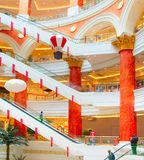 Global Harbour shopping mall, Shanghai Royalty Free Stock Images