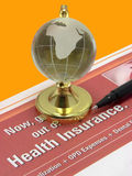 Global Health Insurance Royalty Free Stock Image