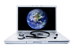 Global Healthcare Royalty Free Stock Photo