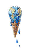 Global ice cream Royalty Free Stock Photo