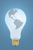 Global idea Stock Photography