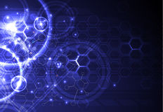 Global infinity computer  technology concept business background. Abstract global infinity computer  technology concept business background Royalty Free Stock Image