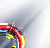 Global infinity computer  technology concept business background. Abstract global infinity computer  technology concept business background Stock Images