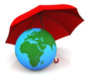 Global Insurance Stock Image