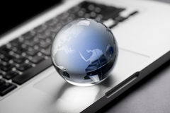 Global & international business concept Royalty Free Stock Image