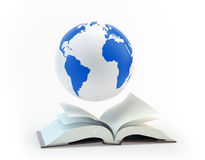 Global and internet based education Stock Images