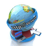 Global Internet Stock Images