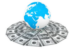 Global investment concept Royalty Free Stock Photo