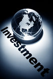 Global Investment Stock Photography