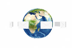 Global mail Stock Photography