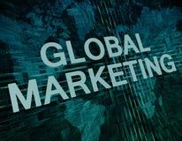 Global Marketing Stock Photos