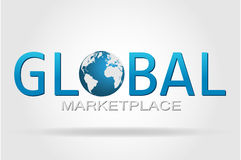 Global Marketplace Stock Photography