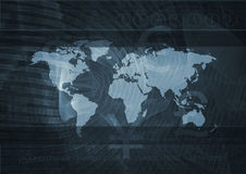 global marknad Royaltyfri Bild