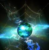 Global Net Stock Image