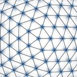 Global network abstract Royalty Free Stock Photos