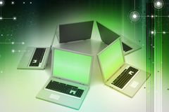 Global networking system Royalty Free Stock Photography