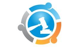 Global online-auktion Arkivbild