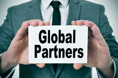 Global partners Stock Photos