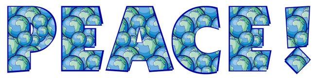 Global Peace Stock Photo
