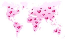 Global Peace Stock Image