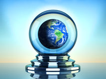 Global prediction Royalty Free Stock Photos
