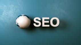 Global rang, SEO Concept stock video