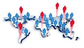 Global Recruitment Royalty Free Stock Photos
