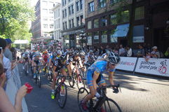Global Relay Gastown Grand Prix Royalty Free Stock Photography