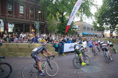 Global Relay Gastown Grand Prix Royalty Free Stock Images