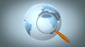 Global searching Stock Photography