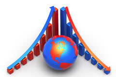 Global Sectors Stock Images