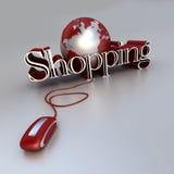 Global Shopping Royalty Free Stock Image