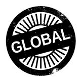 Global stamp rubber Stock Photos